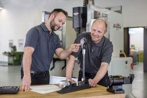 Werkzeugmaschinen Service Sunnen 3