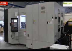 CNC-Bearbeitungszentrum Quaser HX 404 P - Gehäusebearbeitung